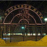 Городской парк в Западной Двине, Западная Двина