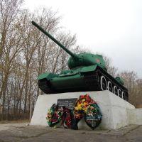 Zubcov Panzer T-34, Зубцов