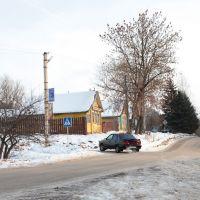 Зубцов. Улица Володарского. Zubcov. Volodarskyy street, Зубцов