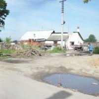 rusted traktor, Изоплит