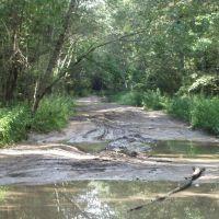 Дорога в деревню Дмитрово, Изоплит