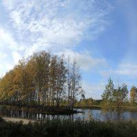 осень, Изоплит