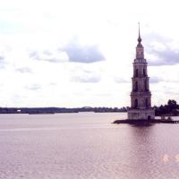 Volga river - Kalyazin, Калязин