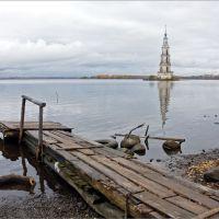 Uglich Water Reservoir / Kalyazin, Russia, Калязин