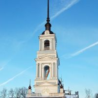 Калязин. Вознесенская церковь, Калязин