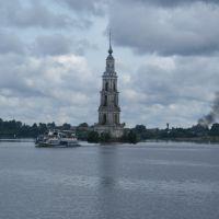 г. Калязин, колокольня Никольского собора, Калязин