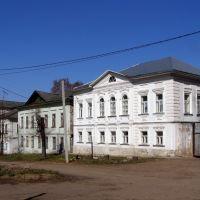 Купеческие дома в Калязине, Калязин