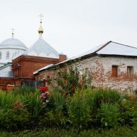 г. Кашин, Клобуков монастырь, Кашин