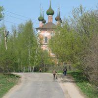 г. Кашин, Ильинско-Преображенская церковь, Кашин