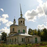 г. Кашин, церковь Петра и Павла, Кашин