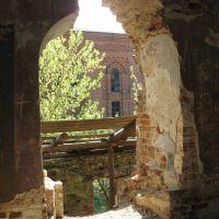 г. Кашин, старая церковь.., Кашин