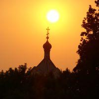 г. Кашин, церковь Рождества Христова.., Кашин
