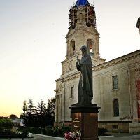 г. Кашин, памятник Святой Благоверной княгине Анне Кашинской.., Кашин
