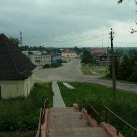 Вид от музея, Кесова Гора