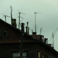Антенны. Aerials., Кесова Гора
