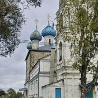 Никольская церковь, Кесова Гора