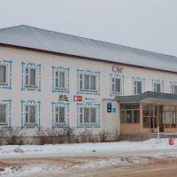 Почта, Кесова Гора