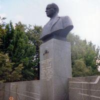 Бюст авиаконструктора Туполева, Кимры