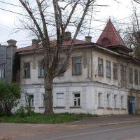 Кимры. Старинный  дом на ул. Орджоникидзе, Кимры