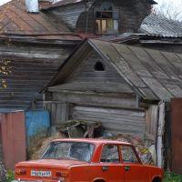 Кимры. Усадьба на углу ул. Орджоникидзе и Салтыкова-Щедрина, Кимры