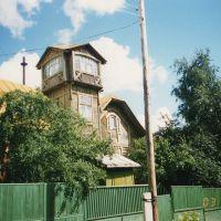Кимрская архитектура, Кимры