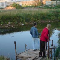 Пруд (A pond), Конаково