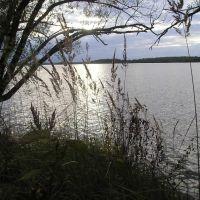 Иваньковское водохранилище на окранине Конаково (Ivankovskoye resrvoir), Конаково