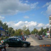 Около  торгового центра., Конаково