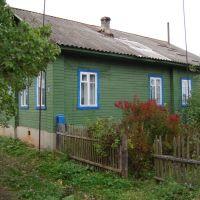 Дом №20 по ул. Базарной, Красный Холм