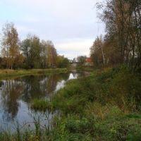 Река Неледина, Красный Холм