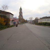 Исторический центр города, Красный Холм