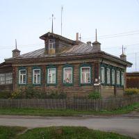 Красный Холм. Дом на ул. Ленина (до 1917г. проспект Невский), Красный Холм