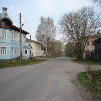Город Красный Холм, ул. Коммунистическая (до 1917г. ул. Бельковская), Красный Холм