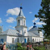Никольская церковь, Красный Холм
