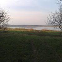 Весна на плотине, Кувшиново