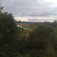 Марковский мост через Осугу, Кувшиново