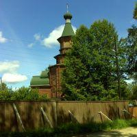 Церковь преподобного Амвросия Оптинского, Кувшиново