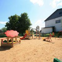 Детская площадка, Лесное