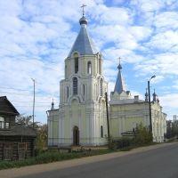 Церковь в Лихославле, Лихославль
