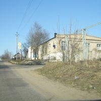 Лихославльский льнозавод, Лихославль