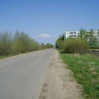 Дорога, Лихославль