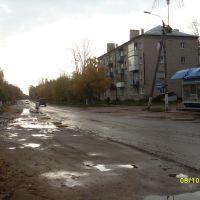 Лихославль. Первомайская улица, Лихославль