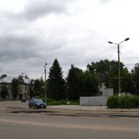 Максатиха, Тверская обл., Максатиха