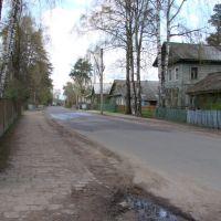 ул.Красноармейская, Максатиха