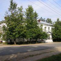 ЗАГС, Максатиха___ Registry office, Maksatikha, Максатиха