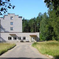 Больница, Максатиха___Hospital, Maksatikha, 2009, Максатиха
