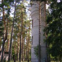 Максатиха, водонапорная башня ___Maksatikha,  2009, Максатиха