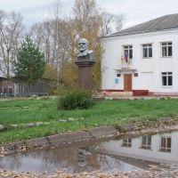Ленин в Молоково, Молоково