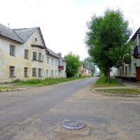 г. Нелидово, Тверская область, Россия. Улица Нахимова., Нелидово