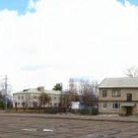 площадь Ленина, Оленино